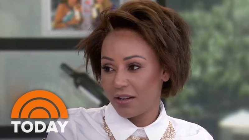 Mel B Opens Up To Hoda Kotb About Being Bullied As A Child | TODAY