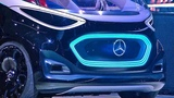 Mercedes Vision Urbanetic Van of the Future