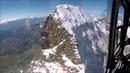 Air Zermatt Helicopter Flight to the Matterhorn (august 2015)