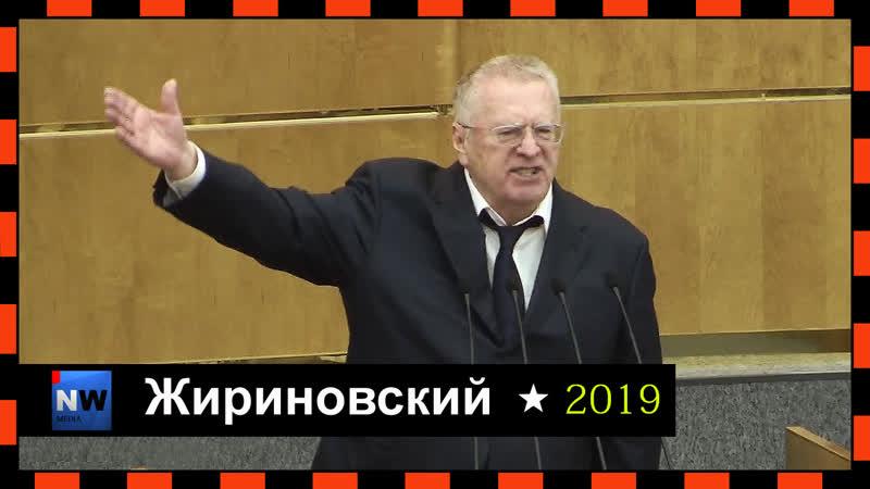 Жириновский про японцев-Зальём нефтью,задушим газом. 17.01.2019