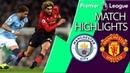 Man City v. Man United I PREMIER LEAGUE MATCH HIGHLIGHTS I 11/11/18 I NBC Sports