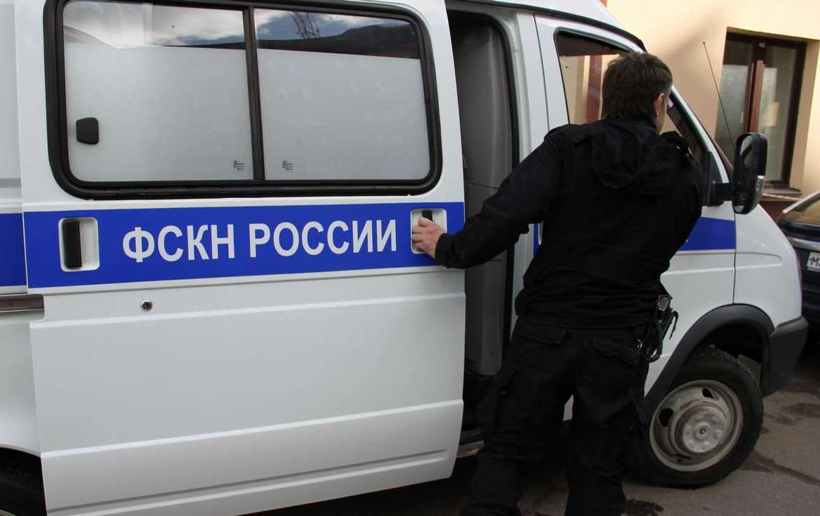 Таганрогские полицейские задержали 29-летнего «закладчика»