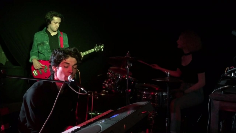 The Maxwell Elovitsky band - the song that you will never hear again (live)