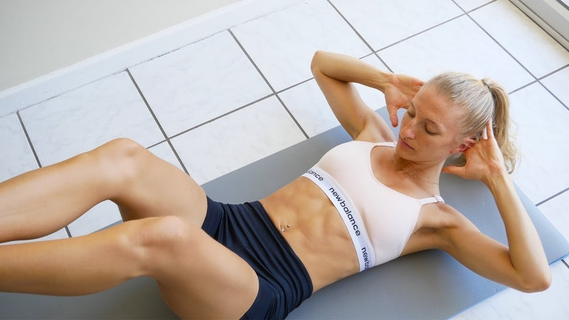 10 min LOWER ABS Workout | Total Core At Home No Equipment