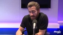 Jake Gyllenhaal talks Southpaw, eating Greggs, getting ripped more!