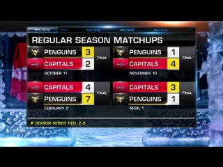 NHL Now on Pens, Caps Game 1 Apr 25, 2018