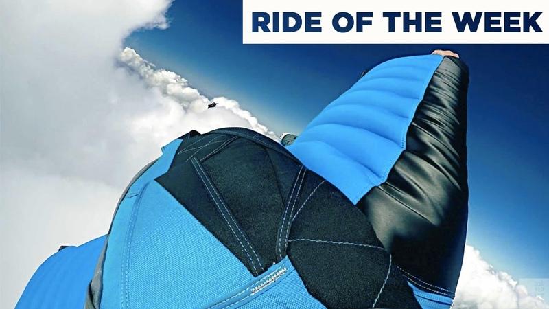Wingsuit Skydiving   Head in the Clouds   Joe Ridler