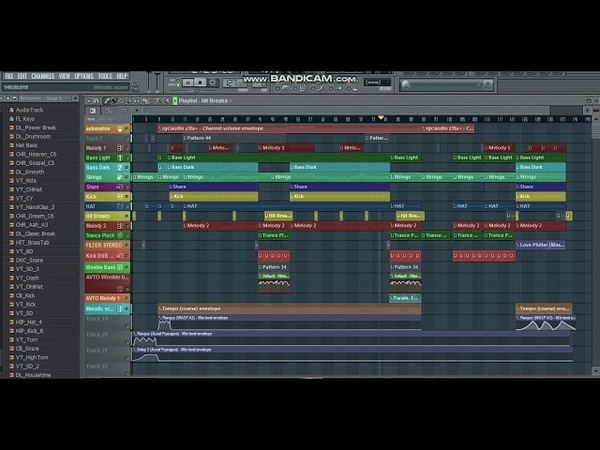 FL STUDIO - SNES - Mighty Morphin Power Rangers Area 1 Remake