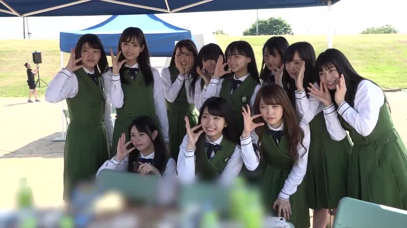 W-KEYAKIZAKA no Uta (Making) 32 People Ver.