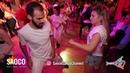 Samuel Funflow and Tatyana Rakhmetulova Cha-cha-cha Dancing at Rostov For Fun Fest, Sat 03.11.2018