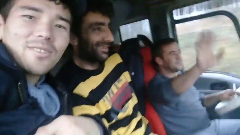 Turkey otostop ( Ordu Tokat yolu ) Turkmen gezgin