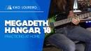 Megadeth Hangar 18 Practicing at home