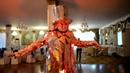 Зеркальный человек Шляпник Заказать по всей Украине ☎093 322 40 66 Ивент агентство Забавушка