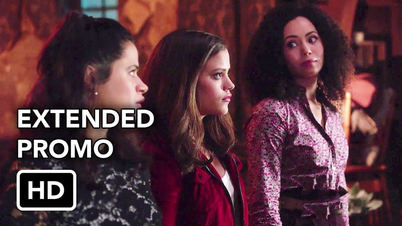Charmed 1x03 Extended Promo Sweet Tooth (HD)