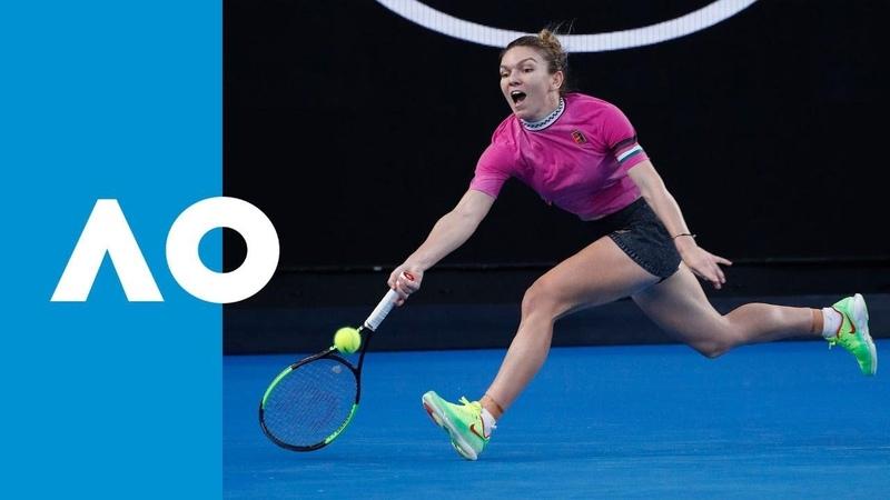 CPA Shot of the Day: Simona Halep | Australian Open 2019