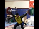 Mohamed Еhab 140 kg