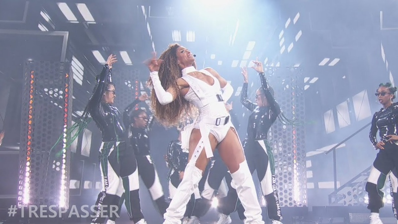 Ciara, Missy Elliott - Level Up Dose (Live From The American Music Awards 2018)