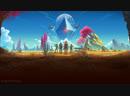 No Mans Sky 2 серия Продолжаем Выживать Ищем Землю Обитованную ну или Планету с Динозаврами