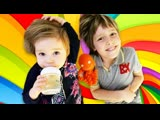 Влог Маша Капуки, Бьянка и Адриан. Школа в Турции.