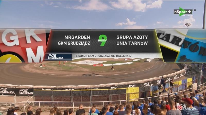 17.06.2018 MRGARDEN GKM Grudziądz - Grupa Azoty Unia Tarnów