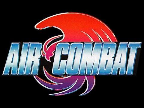Прохождение Air Combat Ace Combat Final Part Ps1 Walkthrough Air Combat Final Part Ps1