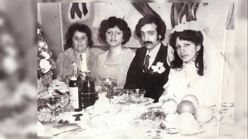Годовщина свадьбы тёти Ларисы и дяди Вилена