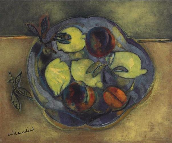 Андре Маршан (фр. André Marchand; 10 февраля 1907-1997) французский живописец, график, книжный иллюстратор, сценический художник и дизайнер, представитель парижской школы. Будучи