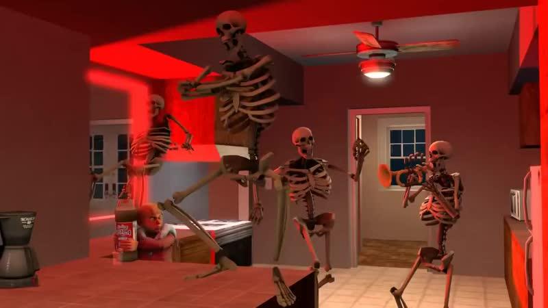 More spooks