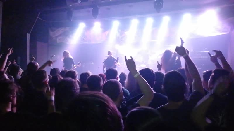 WOLFHEART Boneyard / Москва, Rock House, 10.03.2019
