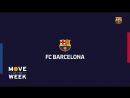 • Move of the Week | Coutinho vs Ter Stegen