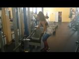 НЕЗАВИСИМА.МелиSSa &amp MSL16.Тренировка в зале