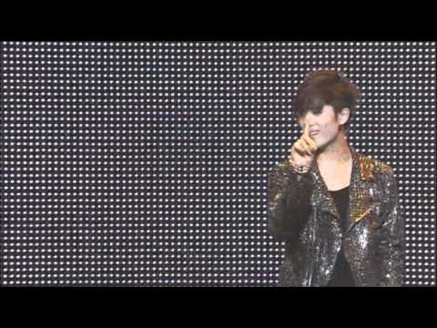 SS501 ASIA TOUR PERSONA in JAPAN   Kim Kyujong <Story Wuss up> [HD]