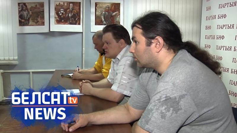 КДК узяўся за праграмістаў, якія выкладалі па-беларуску I Госконтроль взялся за программистов <Белсат>