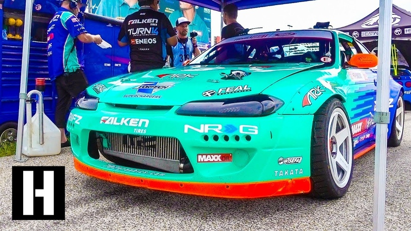 Behind the Wrenches of a Drift Team Formula Drift Texas With Odi Bakchis