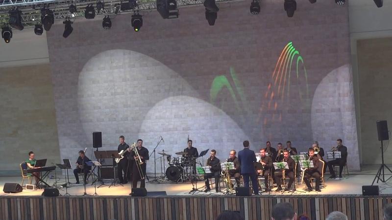 Big Band Воронежской филармонии 15-6-2018