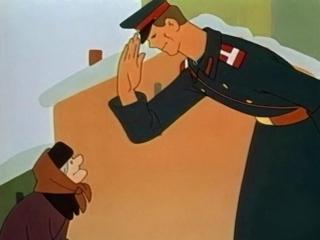 Дядя Степа - милиционер - советский мультфильм про милиционера высокого роста, который помогал слабым, наказывал хулиганов.