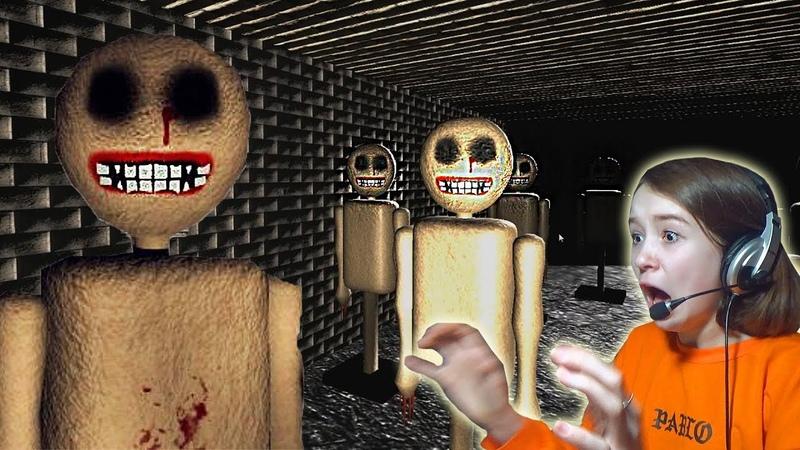 ЗА МНОЙ СЛЕДЯТ МАНЕКЕНЫ NOX TIMORE Браузерная Флеш-игра в Интернете Хоррор Horror Game Жуть