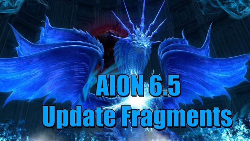 AION 6.5 - Update fragments