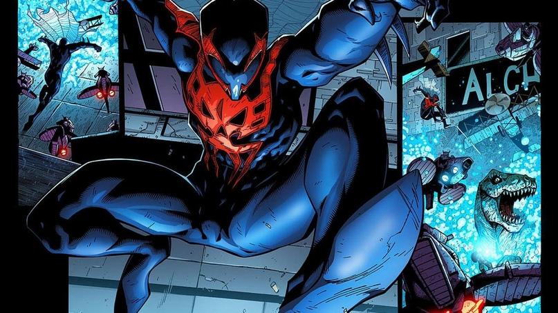 Человек-паук станет героем вселенной Marvel новые фото