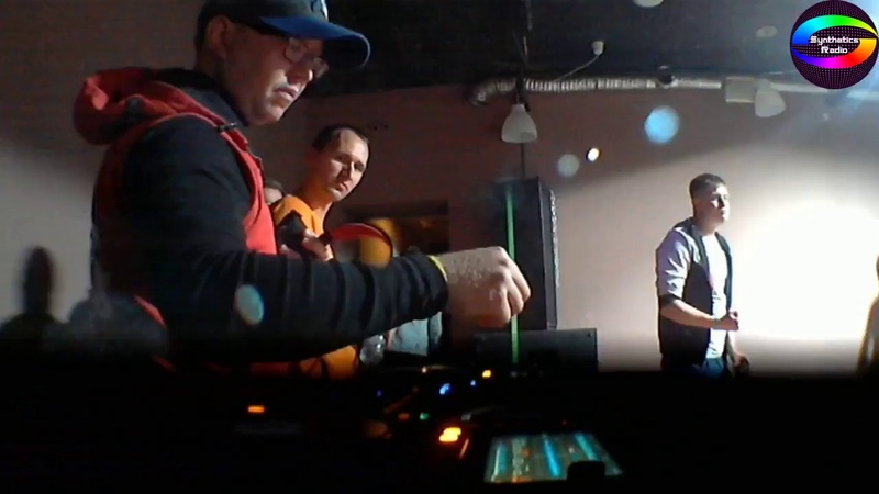 Sonic D @ Live Mehanika 04august2018 Hardcore Room