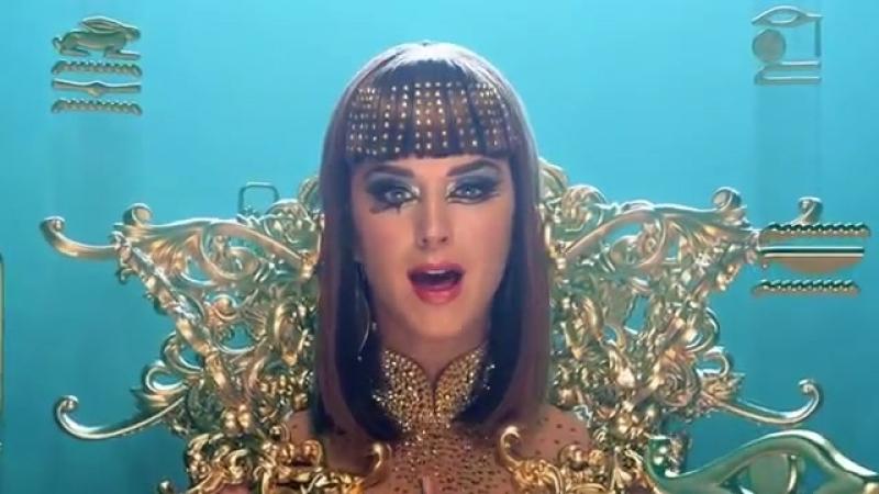 Katy Perry Dark Horse Official ft Juicy J