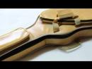 Чехол для классической гитары из экокожи