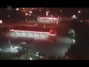 ГТА по-Иркутски в колонну полицейских, кторые гнались за лихачом, врезался пьяный водитель