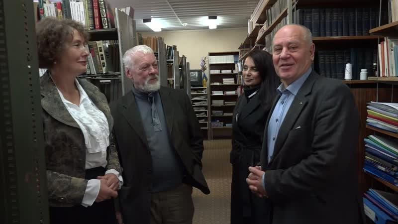 Встреча с писателями в Пятигорской библиотеке, филиал №8