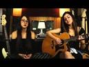 Sofia Oliveira e Mariana Nolasco - Ser Humano ou Anjo (cover Matheus e Kauan)