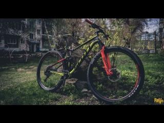 Сбор и обзор велосипеда Scott Spark RC 900 CUP 2018