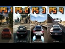 PS1 vs PS2 vs PS3 vs PS4 Graphics comparison