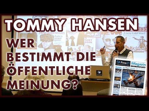 Tommy Hansen Wer bestimmt die öffentliche Meinung
