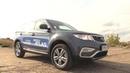 2018 GEELY ATLAS 2.4L 4WD Luxe. Обзор (интерьер, экстерьер, двигатель).