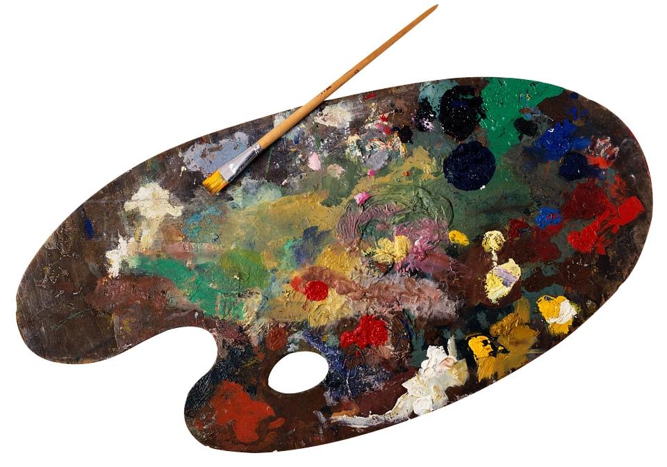 Акция для любителей живописи прошла в этнодеревне «Бибирево»